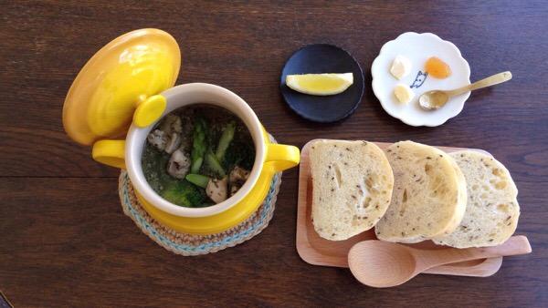 5月のスープ