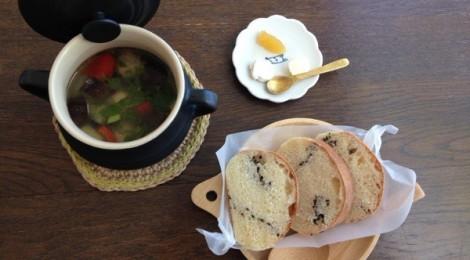 9月のスープ